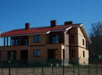 Двухэтажные корпуса с мансардами
